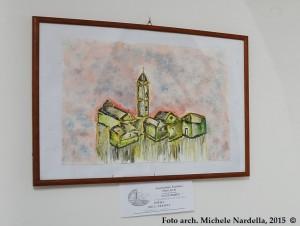 Estemporanea e mostra d'arte sulle bellezze santagatesi