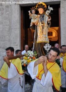 Festa viestana di Sant'Antonio di Padova
