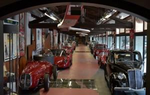 Museo Mille Miglia a Brescia
