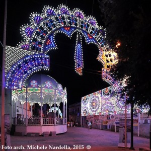 Festa vichese in onore della Madonna del Carmine