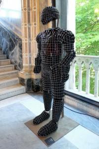 Gotika Glasstress 2015 a Palazzo Franchetti