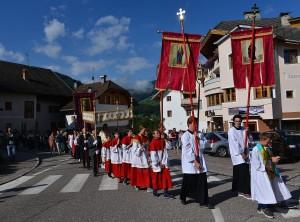 Processione dell'Assunta 2015