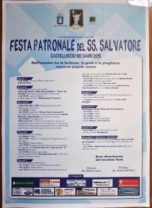 Festa patronale castelluccese in onore del SS. Salvatore