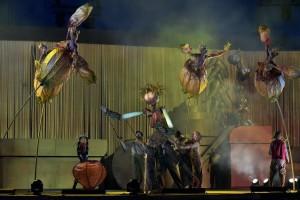 "Cirque du Soleil ""Alla Vita"""