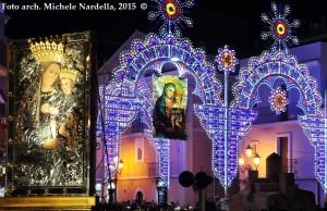 Festa di Santa Maria delle Grazie 2015
