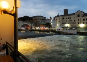 Lungo il Tevere… Roma 2015