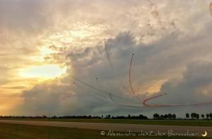 #55PAN: Le Frecce Tricolori