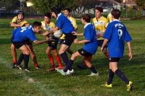 Rugby Campionato Under 16