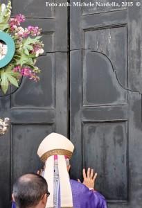 Apertura della <i>Porta della Misericordia</i> della Cattedrale manfredoniana