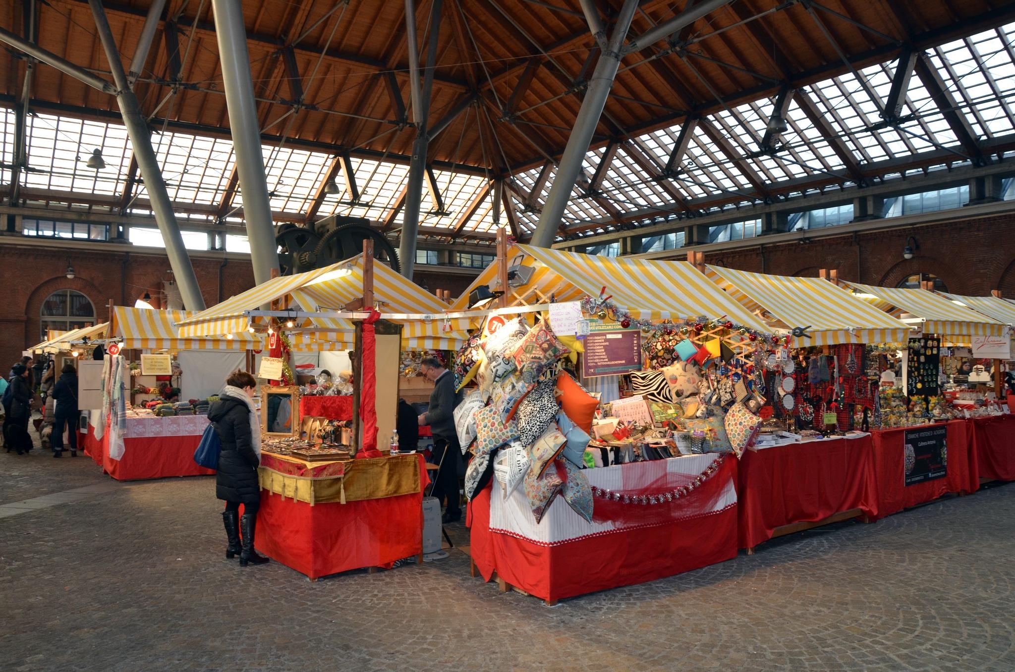 mercatini milano 7 dicembre 2013
