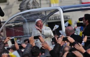 Papa Francesco a Prato