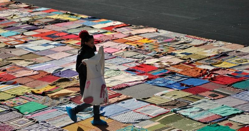 I migliori fotoreportage di novembre notizie comuni for Disegni di coperta inclusi