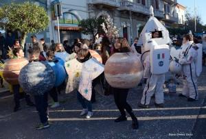 Carnevale 2016: La Bellezza dell'Universo
