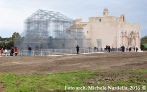 Inaugurazione del Parco Archeologico di Santa Maria di Siponto