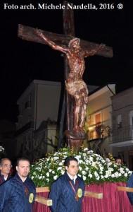 Processione del Crocifisso di Pietro Frasa e dell'Addolorata