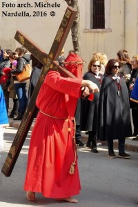 Processione cerignolana dei Misteri