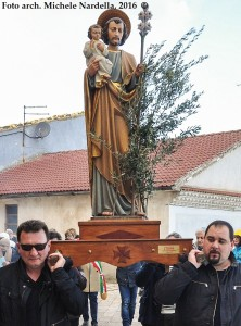 Festa castelluccese di San Giuseppe 2016