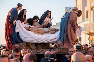 I riti della Settimana Santa nella Città Bella