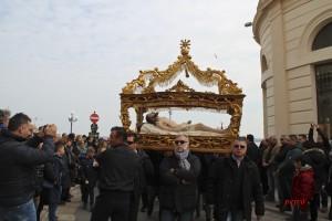 Il sabato della Settimana Santa – la processione della Desolata