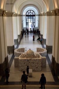 I supereroi di Adrian Tranquilli al Museo Archeologico