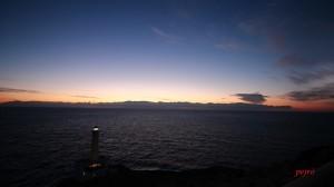 L'alba del nuovo anno ad Otranto