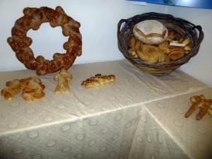Mostra di pani e dolci della Sicilia