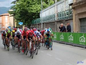 Il Giro d'Italia in Umbria