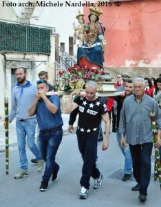 Festa e processione di Santa Maria Pura
