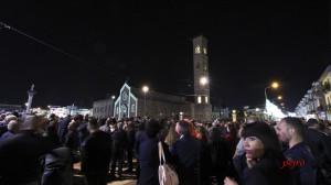 Madonna della Coltura – incendio del campanile 2016