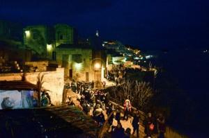 Presepe vivente a Matera