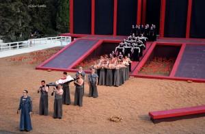"""""""Alcesti"""" di Euripide al Teatro Greco"""