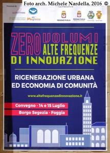 Convegno a Segezia su rigenerazione urbana e innovazione sociale