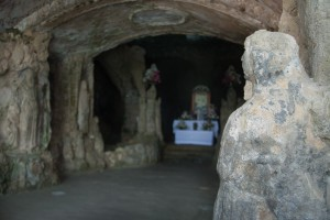 La chiesetta di Piedigrotta