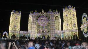 Santa Domenica – magie di luci e folklore