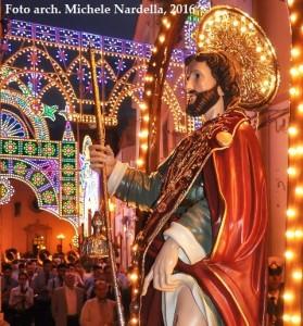Festa patronale candelese in onore di San Rocco