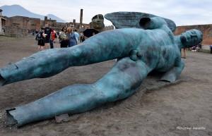 Igor Mitoraj in mostra agli Scavi di Pompei