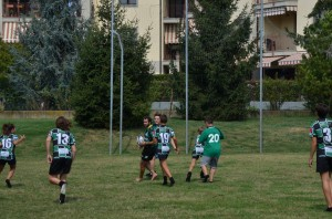 Rugby nei Parchi