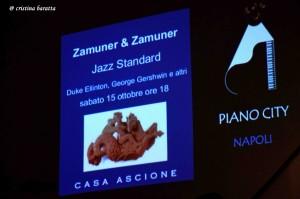 Zamuner & Zamuner suonano per Casa Ascione