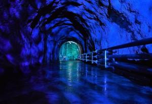 Una centrale idroelettrica monumentale