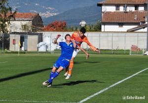 Campionato Nazionale D. Berretti,  il Prato supera la Lupa Roma