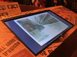 """L'alluvione dell'Arno in mostra alla """"Nazione"""""""