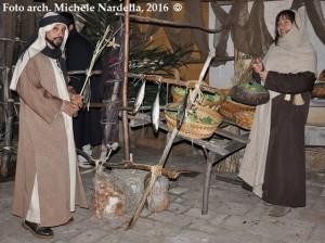II Presepe Vivente nel convento sannicandrese di Santa Maria delle Grazie