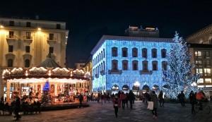 Luci di festa nella città dei Medici