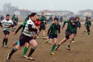 Rugby Piemonte, campionato under 16