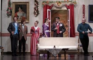 """Torna al Teatro delle Muse <i>""""Miseria e Nobiltà""""</i> di Eduardo Scarpetta"""