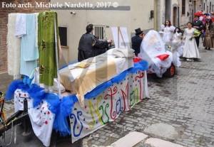 Carnevale volturinese col Matrimonio di Ze Peppe e Trsin