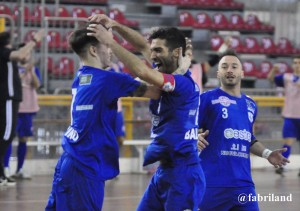 Calcio a 5 serie A2, il Prato supera la Capitolina Marconi