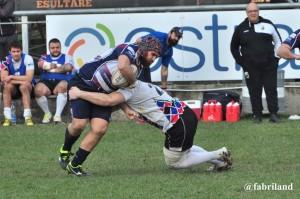 Rugby serie A, i Cavalieri superano la Capitolina