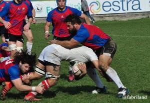 Rugby serie A, vincono ancora i Cavalieri Union Rugby che superano il Cus Genova