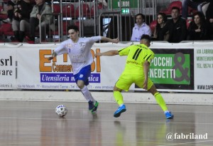 Calcio a 5 serie A2, al Prato non basta un'ottima prova contro la capolista